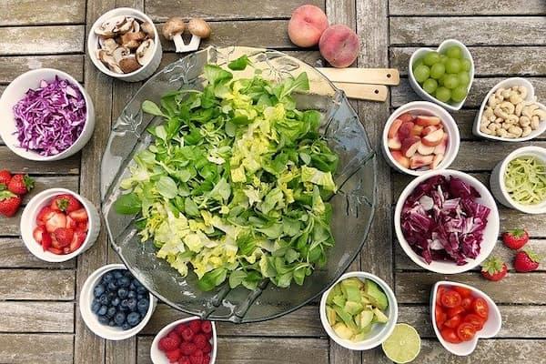 Nutrición crossfit